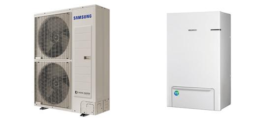 Samsung EHS Split hőszivattyú