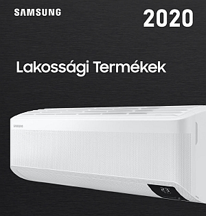Samsung lakossági klíma